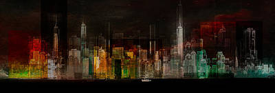 Panorama Wall Art - Photograph - Oasis -  Ready Player One by Carmine Chiriac?