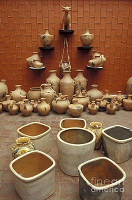 Photograph - Oaxaca Pottery by John  Mitchell