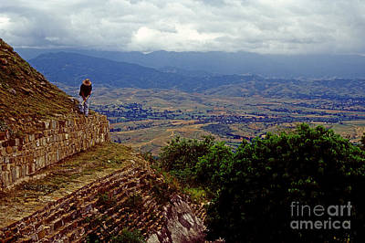 Photograph - Oaxaca Valley Mexico by John  Mitchell