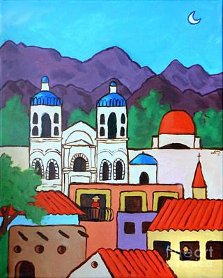 Oaxaca Art Print