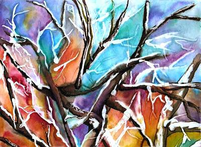 Oaxie Art Print