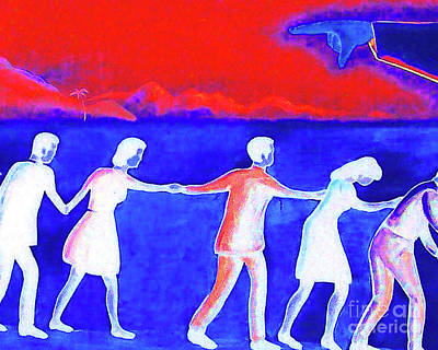 Anti-slavery Poster Photograph - Obama Doesnt Care by Joe Jake Pratt