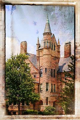 Oberlin College Art Print by Mary Timman