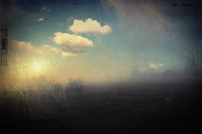Impressionist Photograph - Oblivion by Taylan Apukovska