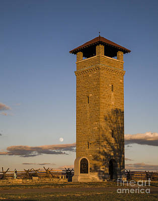 Photograph - Observation Tower by Ronald Lutz