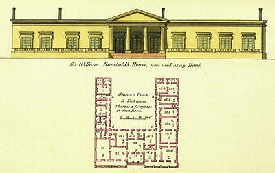 Observation Drawing - Observations On The Neilgherries, Rumbolds House by Litz Collection