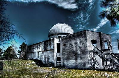 Photograph - Observatory 6 by Michaela Preston