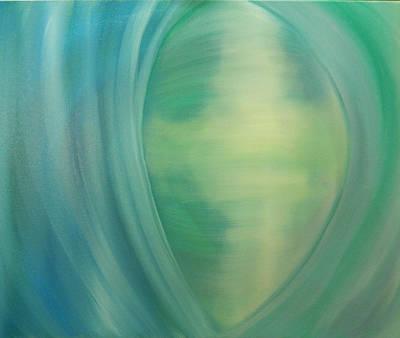 Observer Painting - Observer by Sandy Mileski
