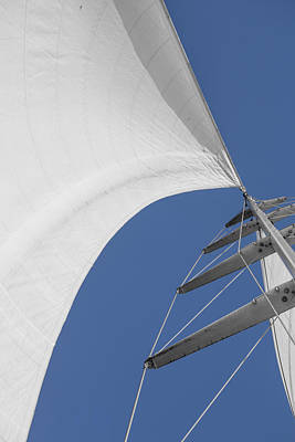 Mast Photograph - Obsession Sails 10 by Scott Campbell