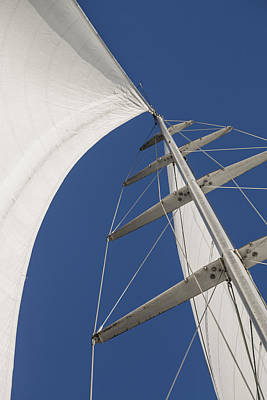 Photograph - Obsession Sails 5 by Scott Campbell