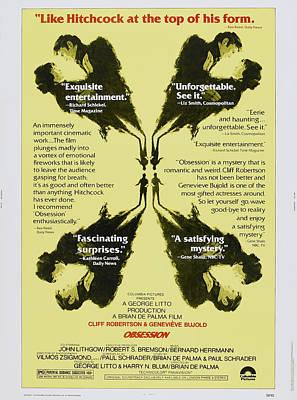 Obsession, Us Poster Art, 1976 Art Print by Everett