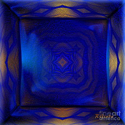 Wrap Digital Art - Obstacle - Abstract Art By Giada Rossi by Giada Rossi