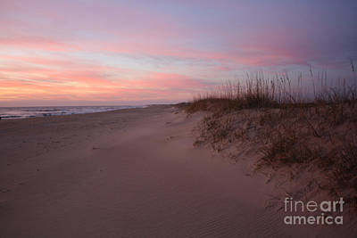 Obx Serenity Art Print by Tony Cooper