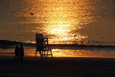 Photograph - Oc Beachscape 3351 by Carolyn Stagger Cokley