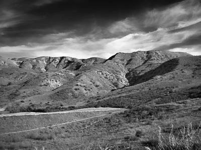 Photograph - Oc Foothills 4171 by Guy Whiteley