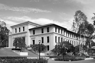 Architecture Photograph - Occidental College Fowler Hall by University Icons