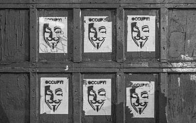 Occupy Face Original