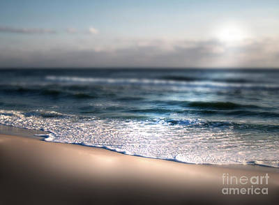 Ocean Blanket Art Print by Jeffery Fagan