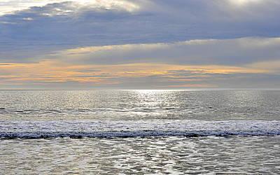 Photograph - Ocean Blue by AJ  Schibig