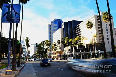 Photograph - Ocean Boulevard Long Beach by Third Eye Perspectives Photographic Fine Art