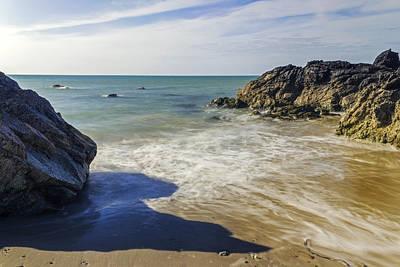 Photograph - Ocean Breeze by Ian Mitchell