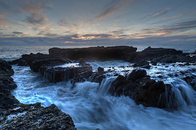 Photograph - Ocean Falls by Cliff Wassmann