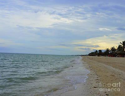 Photograph - Ocean Front by Rachel Munoz Striggow