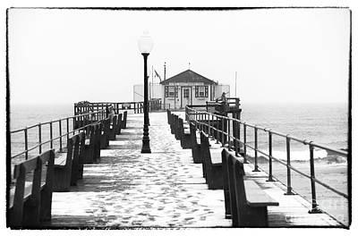 Photograph - Ocean Grove Fishing Club by John Rizzuto