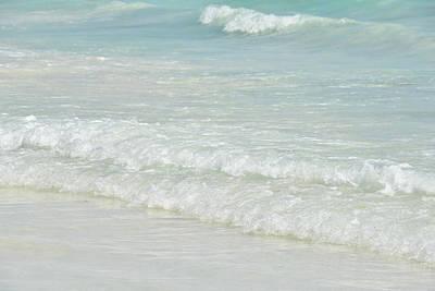 Beach Landscape Painting - Ocean II by Ramona Murdock