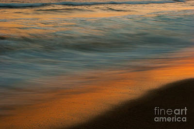 Photograph - Wave Impressions  by John F Tsumas