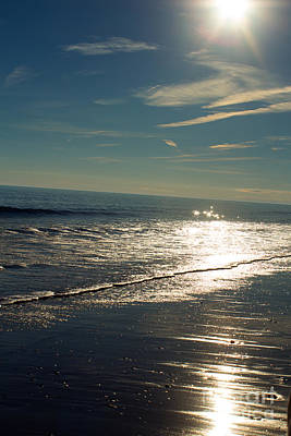 Photograph - Ocean Isle Beach  by Sandra Clark