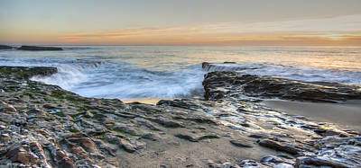 Photograph - Ocean Motion by Loree Johnson