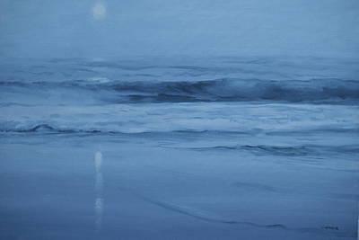 Ocean Nocturne Art Print