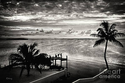 Photograph - Ocean Paradise In Hdr by Rene Triay Photography