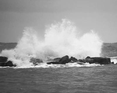 Photograph - Ocean Power by Pete Federico