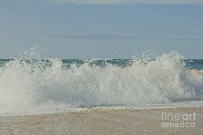 Aloha Photograph - Ocean  by Sharon Mau