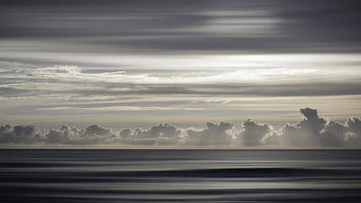Photograph - Ocean Sky by Brad Grove
