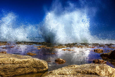 Photograph - Ocean Spray by Mark Andrew Thomas