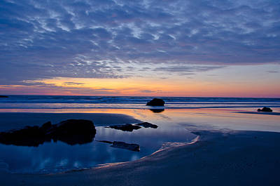 Photograph - Ocean Sunrise by Donna Doherty