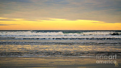 Photograph - Ocean Sunrise  by Mindy Bench
