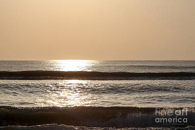 Photograph - Ocean Sunrise by Todd Blanchard