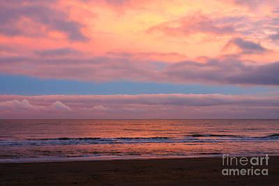 Western Art - Ocean Sunset by Jeremy Hayden