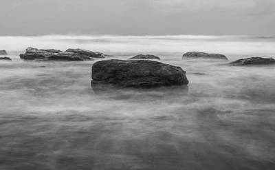 Photograph - Ocean Tide by Parker Cunningham