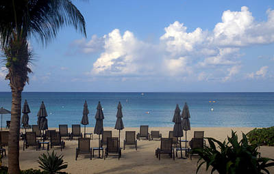 Photograph - Ocean View Grand Cayman by Caroline Stella