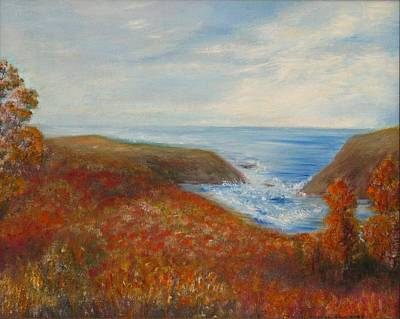 Painting - Ocean View by Michael Anthony Edwards