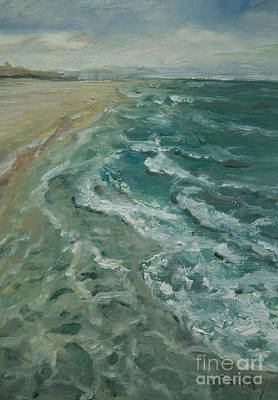 Painting - Ocean View by Sally Simon