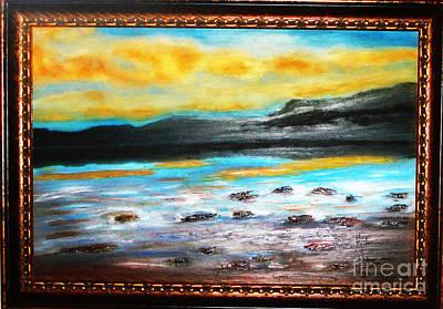 Painting - Ocean View by Yael VanGruber