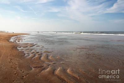 Art Print featuring the photograph Ocean Vista by Todd Blanchard