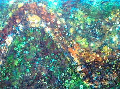 Ocean Waves 001 Original by Lori Russell