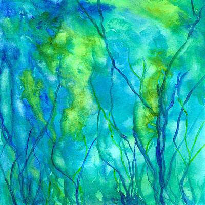 Painting - Ocean Wonder by Rosie Brown